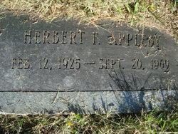 Herbert F. Appleby