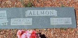 Alberta D <i>Sharp</i> Allmon