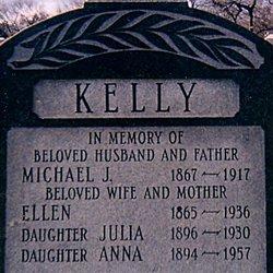 Anna Marie <i>Kelly</i> Pyne