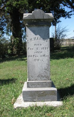 J. H. Harris