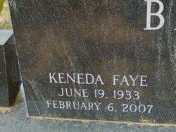 Keneda Faye Brown