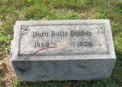 Dora <i>Botts</i> Barber