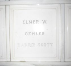 Barrie <i>Scott</i> Oehler