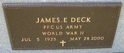 James E. Deck