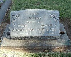 Jack Albert Keck, Jr