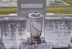 Charles Alban Willingham