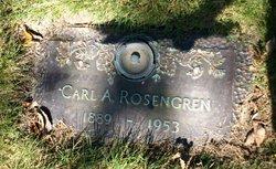 Carl A. Rosengren