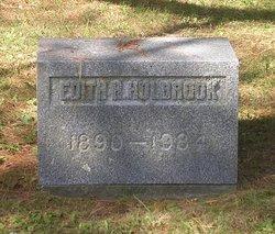 Edith <i>Hoag</i> Holbrook