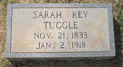 Sarah Ann <i>Key</i> Tuggle
