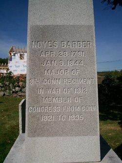 Noyes Barber
