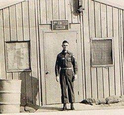 Sgt Harold T Noble