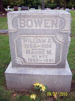 William A Bowen