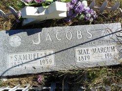 Mae <i>Marcum</i> Jacobs