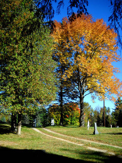Burdell Township Cemetery