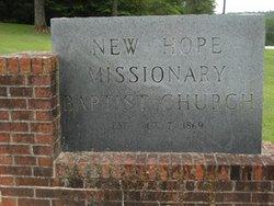 New Hope Missionary Baptist