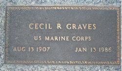 Cecil R Graves