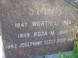 Roza M. <i>Waterbury</i> Seely