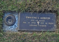 Dwayne Lloyd Adrion