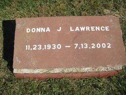 Donna J. <i>Gries</i> Lawrence