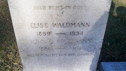 Elise Waldmann