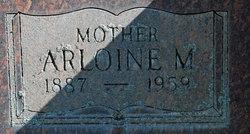 Arloine Minnie <i>Mathews</i> Jaeger