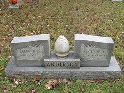Ella Francis <i>Wilson</i> Anderson
