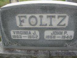 Virginia Jackson Gennie <i>Roudabush</i> Foltz