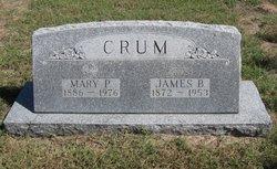 Mary Pearl <i>Lucas</i> Crum