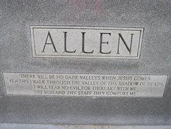 Gladys Ruth <i>Pruden</i> Allen