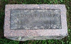 Edna P <i>Jones</i> Bump