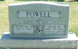Theresa Marguerite <i>Ingram</i> Powell