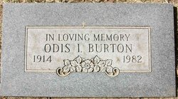 Odis I. Burton