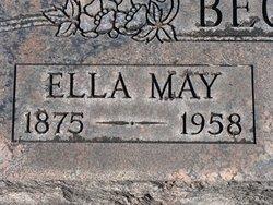 Ella May <i>Clyde</i> Bechtel