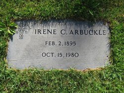 Martha Irene <i>Coffin</i> Arbuckle