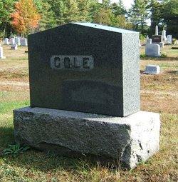 Angie Libby <i>Jordan</i> Cole