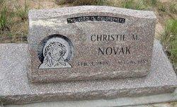 Christie <i>Maestas</i> Novak