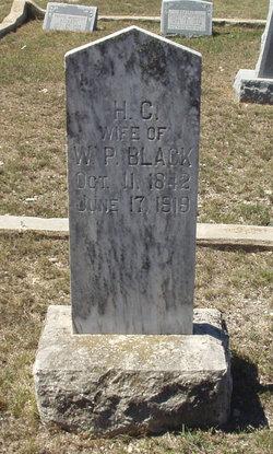 Huldy Catherine <i>Clawson</i> Black