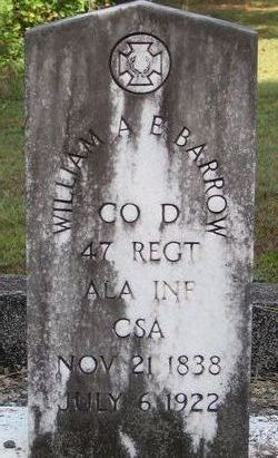 William A E Barrow