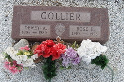 Rose Evelyn <i>Poplin</i> Collier