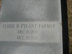 ELOISE BLANCHARD <i>PYLANT</i> FARMER