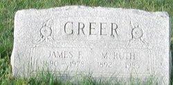 Madrenenn Ruth <i>Brier</i> Greer