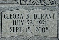 Cleora Blanche <i>Durant</i> Arnell