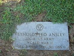Reynolds Leo Ansley, Sr