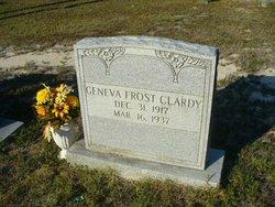 Geneva <i>Frost</i> Clardy