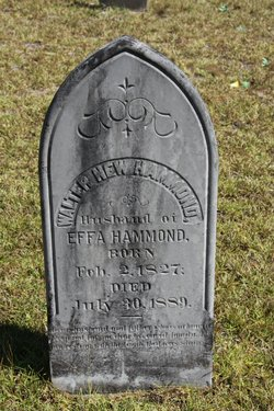 Walter New Hammond