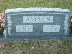 Glenn G Batson