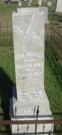 Ada A. <i>Love</i> Bedell
