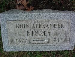 John Alexander Dickey