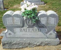 Ruth <i>Hyatt</i> Ballard