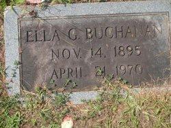 Ella Mae <i>Grindstaff</i> Buchanan